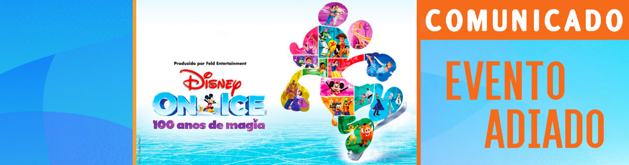 COMUNICADO DISNEY ON ICE